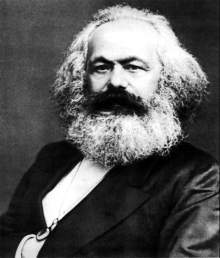 Karl Marx, tratto da http://it.wikipedia.org/wiki/Karl_Marx