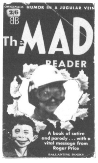 The Mad Reader, tratto da gdl.cdlr.strath.ac.uk