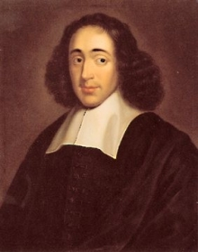 Baruch Spinoza, tratto da http://it.wikipedia.org/wiki/Spinoza
