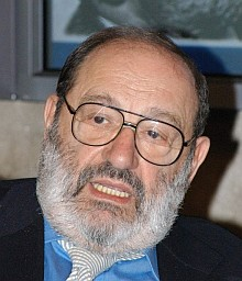 tratto da tratto da it.wikipedia.org/wiki/File:Umberto_Eco_01.jpg